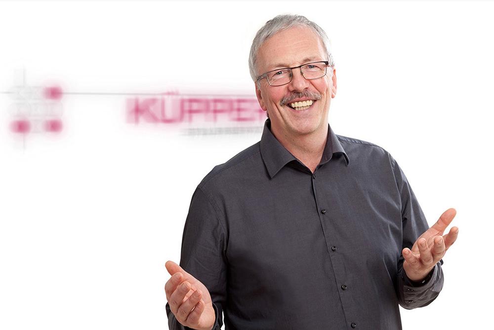 Imagefoto Steuerbüro Küpper, Haan