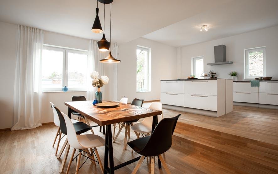 Immobilienfotografie mit Homestaging in Rösrath