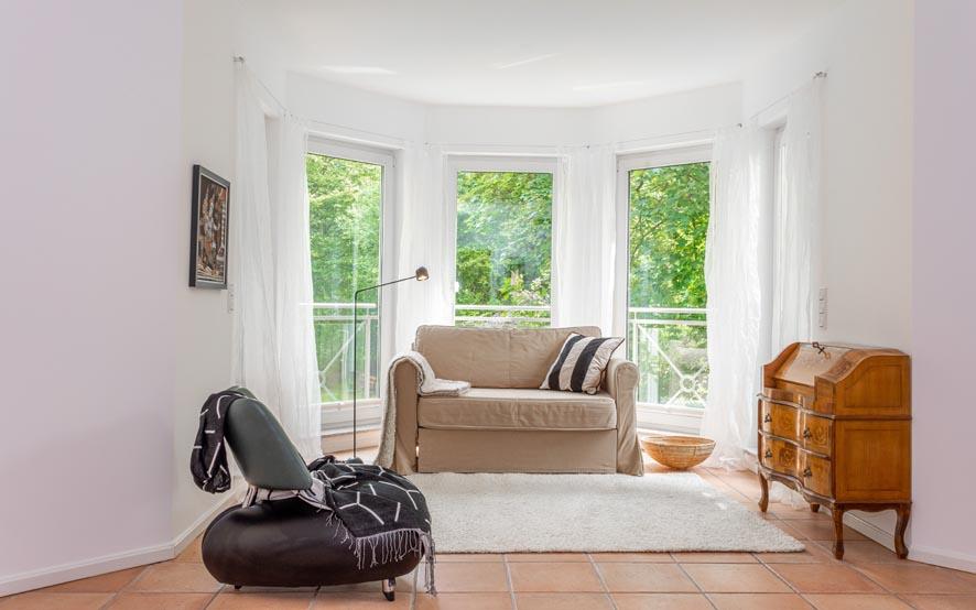 Immobilienfotografie für Vermietung